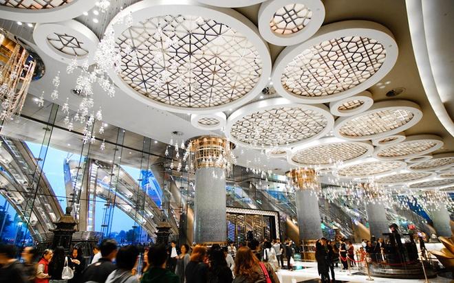 Ngam toa nha cao nhat Macau cua 'vua song bac' Ha Hong San hinh anh 3 3_1.jpg