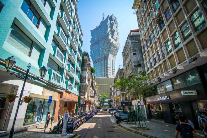 Ngam toa nha cao nhat Macau cua 'vua song bac' Ha Hong San hinh anh 7 7_1.jpg