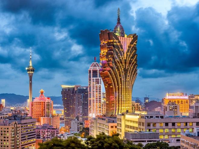 GDP Macau giam vi covid-19 anh 1
