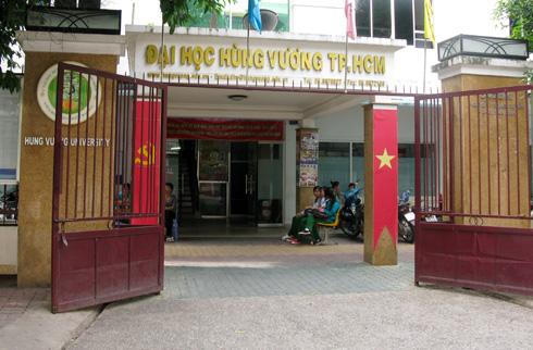 DH Hung Vuong cho tat ca giang vien thoi viec phai dung luat hinh anh