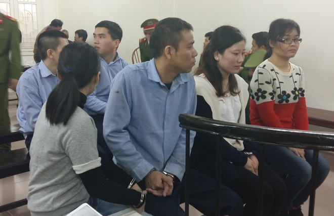 7 nguoi Trung Quoc kinh doanh trai phep linh an hinh anh 1
