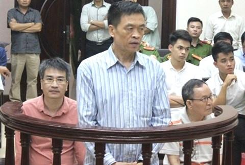 VKS de nghi bac khang cao, Giang Kim Dat doi dien an tu hinh hinh anh