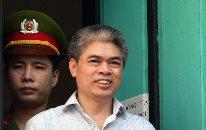 Cuu TGD Oceanbank: 'Moi lan chi cho Vietsovpetro 10.000-20.000 USD' hinh anh