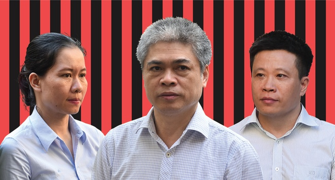VKS de nghi tu hinh Nguyen Xuan Son, chung than Ha Van Tham hinh anh