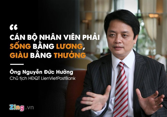 'Nhan vien ngan hang phai song bang luong, giau bang thuong' hinh anh