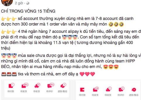 Tin do Zara, H&M Viet than 'thung vi' ngay Black Friday Trung Quoc hinh anh 1