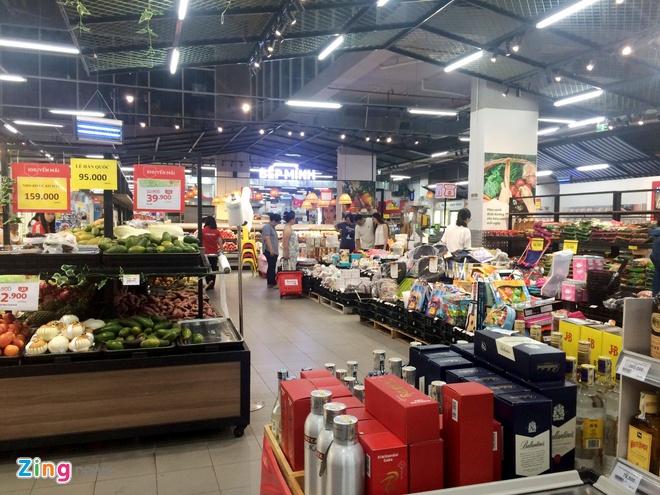 Auchan chinh thuc dong cua 15 sieu thi tu 2/6 hinh anh 1