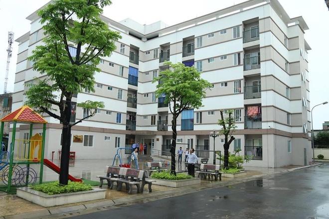 Hà Nội sắp có hơn 1.000 căn nhà ở xã hội giá 8 triệu đồng/m2 - Ảnh 1