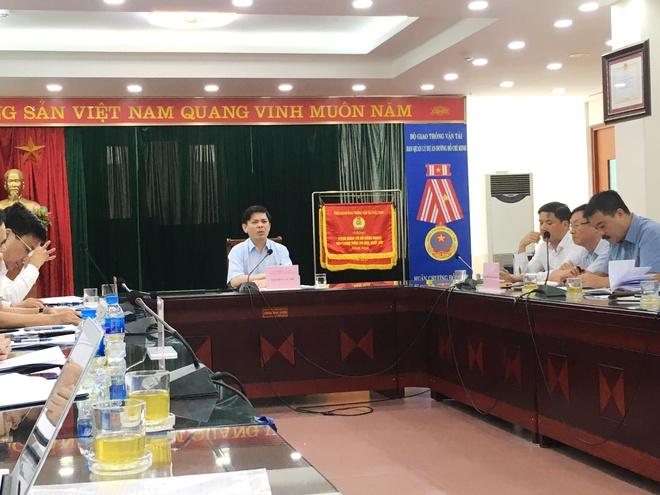 Bo truong Nguyen Van The: Chan ngay nha thau yeu vao cao toc Bac - Nam hinh anh 1