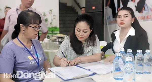 Địa ốc Alibaba khai trương văn phòng trái phép ở Biên Hòa