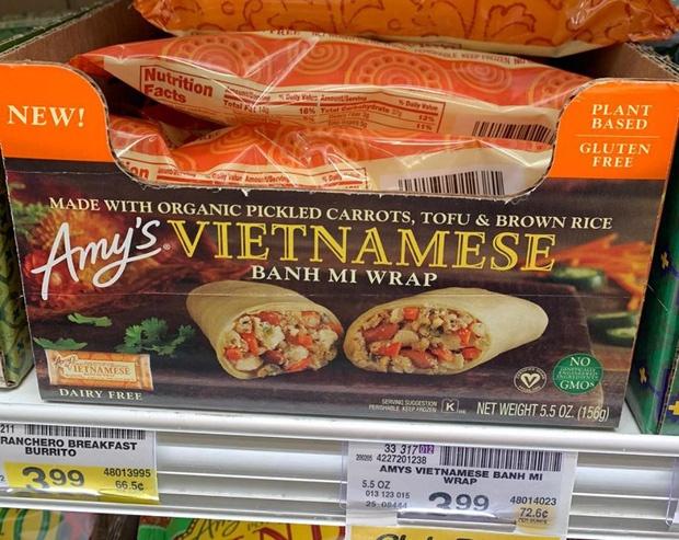 banh mi Viet Nam tai 7-Eleven Nhat Ban anh 2