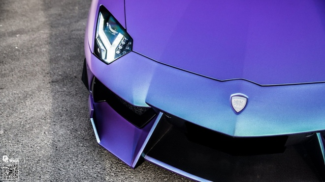 Lamborghini Aventador Rong tim duy nhat tren the gioi hinh anh 8