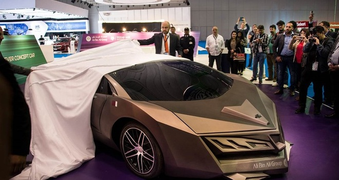 Elibriea: Sieu xe oanh tac co tu Qatar hinh anh 8