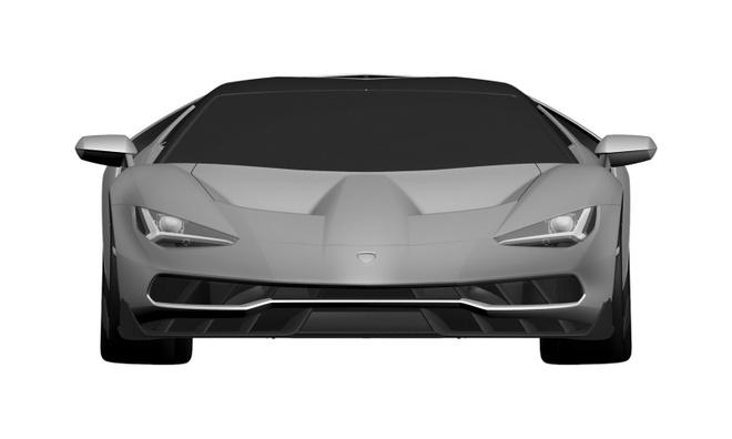 Lo dien sieu xe hang hiem Lamborghini Centenario hinh anh