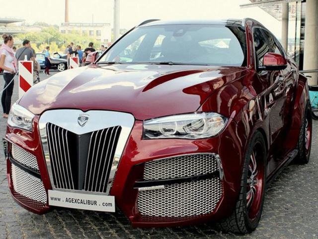 BMW X6 xau nhat the gioi gia 100.000 USD hinh anh
