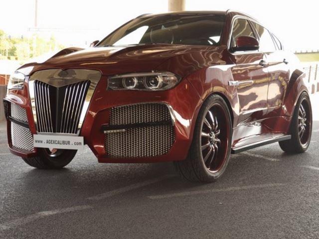 BMW X6 xau nhat the gioi gia 100.000 USD hinh anh 9