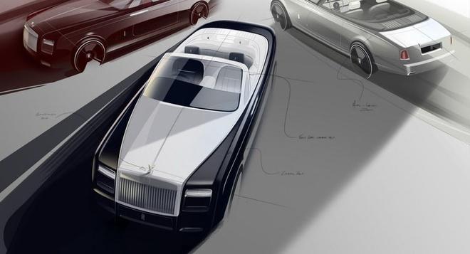 Rolls-Royce khai tu hai phien ban Phantom hinh anh 1