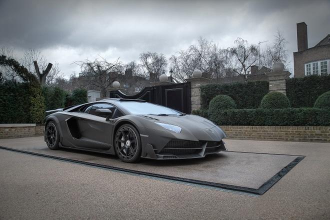 Lamborghini Aventador 818 ma luc doc nhat the gioi hinh anh 1