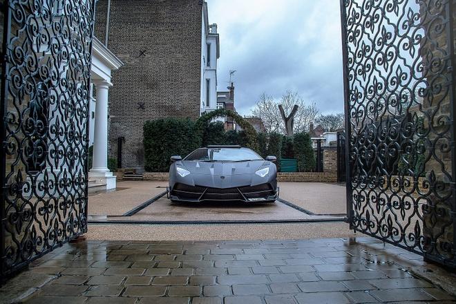 Lamborghini Aventador 818 ma luc doc nhat the gioi hinh anh 10