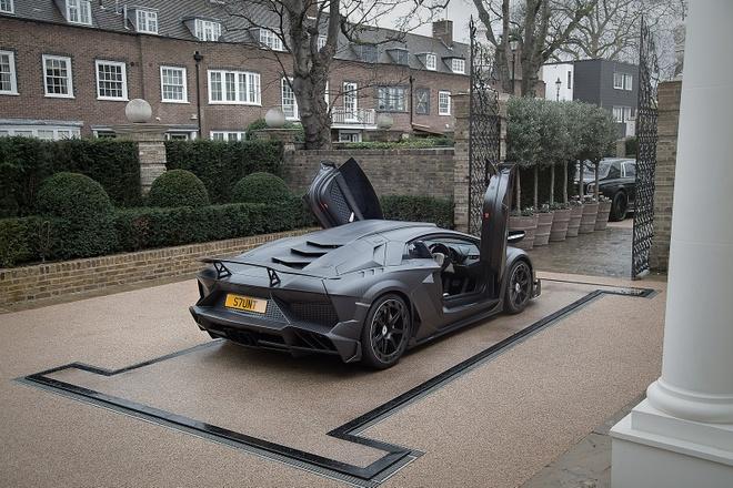 Lamborghini Aventador 818 ma luc doc nhat the gioi hinh anh 3