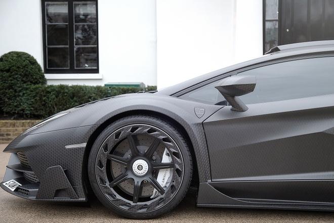 Lamborghini Aventador 818 ma luc doc nhat the gioi hinh anh 5