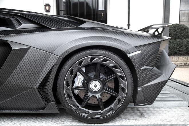 Lamborghini Aventador 818 ma luc doc nhat the gioi hinh anh 6