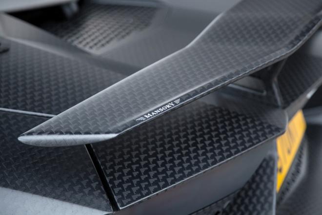 Lamborghini Aventador 818 ma luc doc nhat the gioi hinh anh 8
