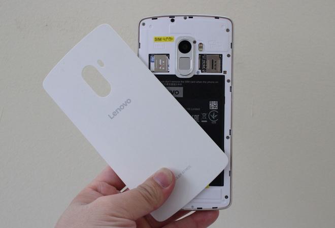 Danh gia Lenovo A7010: Am thanh tot, co cam bien van tay hinh anh 3