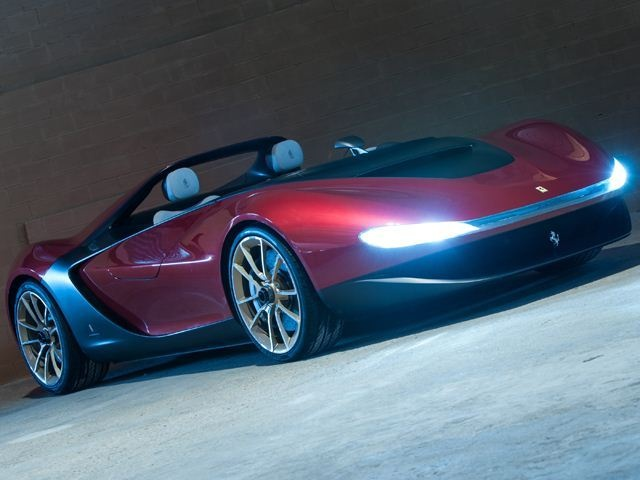 5 mau Ferrari khong bao gio duoc san xuat hinh anh 6