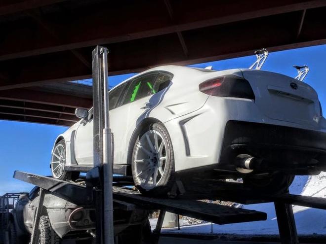 Lo dien dan sieu xe trong Fast & Furious 8 hinh anh 4