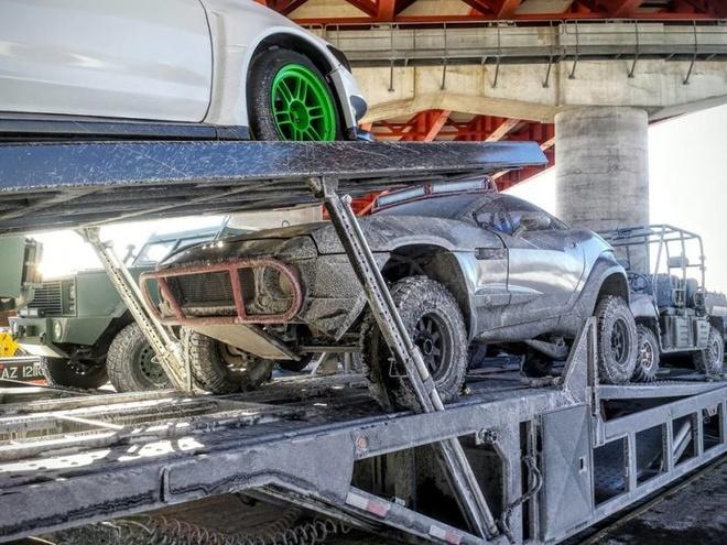 Lo dien dan sieu xe trong Fast & Furious 8 hinh anh 5