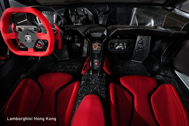 Sieu xe hiem Lamborghini Sesto Elemento bat ngo xuat hien hinh anh 4
