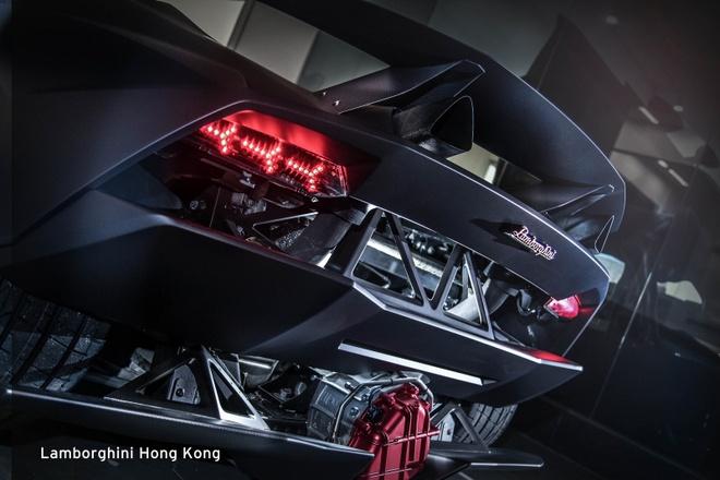 Sieu xe hiem Lamborghini Sesto Elemento bat ngo xuat hien hinh anh 5