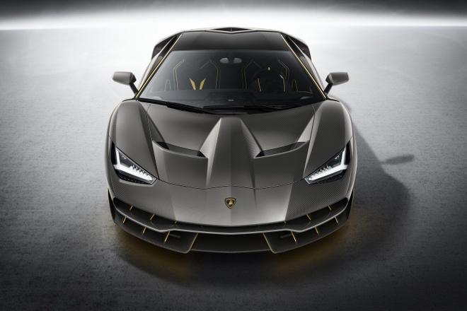 Lamborghini Centenario ra mat, gia 1,9 trieu USD hinh anh 3