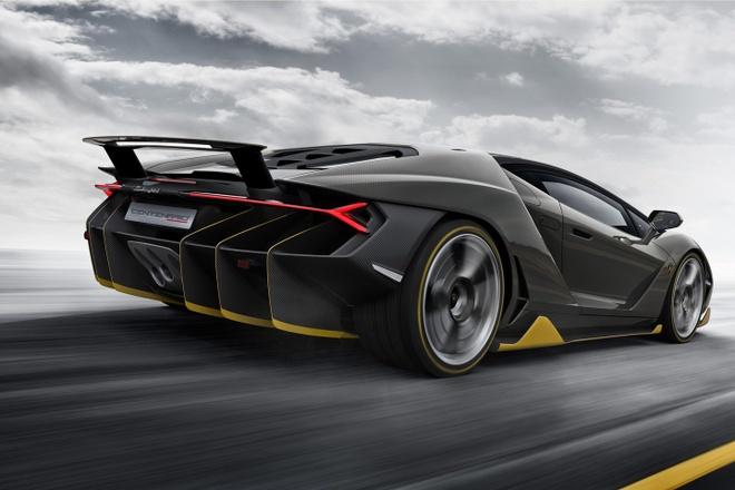 Lamborghini Centenario ra mat, gia 1,9 trieu USD hinh anh 6