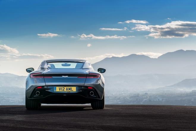 Aston Martin DB11 manh 600 ma luc trinh lang hinh anh 4
