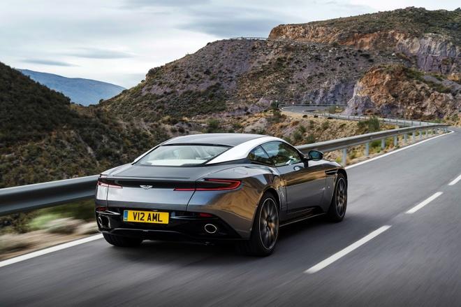 Aston Martin DB11 manh 600 ma luc trinh lang hinh anh 5