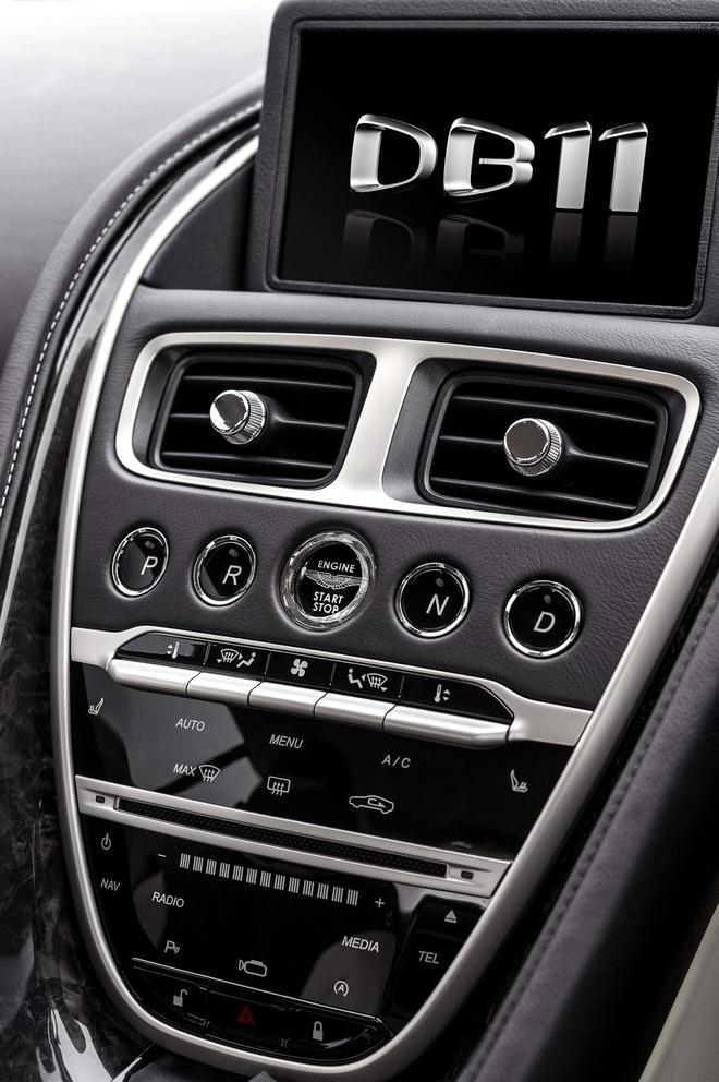 Aston Martin DB11 manh 600 ma luc trinh lang hinh anh 8