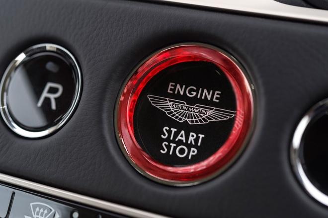 Aston Martin DB11 manh 600 ma luc trinh lang hinh anh 9