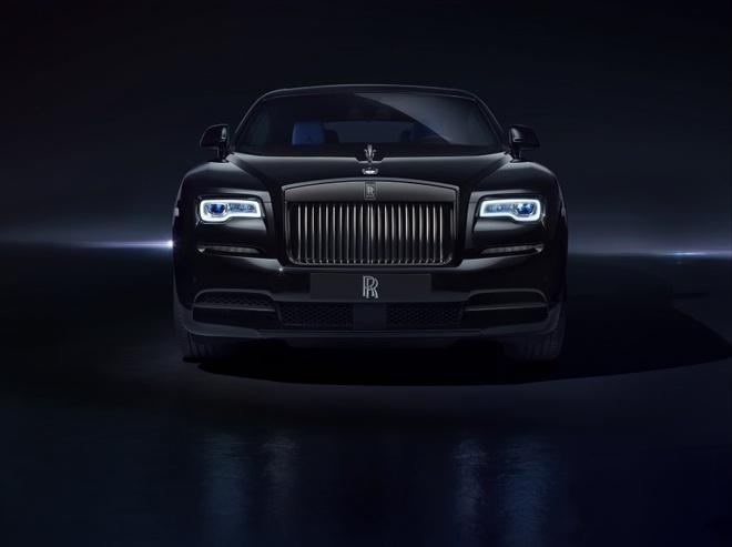 Rolls-Royce tre hoa Wraith va Ghost hinh anh 1