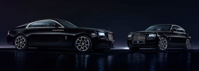 Rolls-Royce tre hoa Wraith va Ghost hinh anh 2