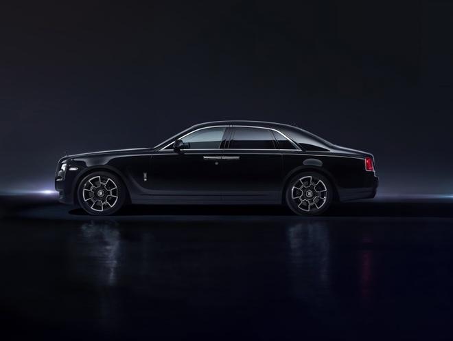 Rolls-Royce tre hoa Wraith va Ghost hinh anh 3