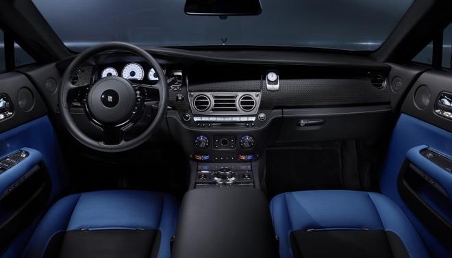 Rolls-Royce tre hoa Wraith va Ghost hinh anh 5