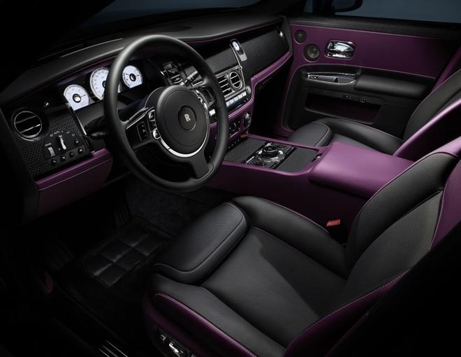 Rolls-Royce tre hoa Wraith va Ghost hinh anh 6