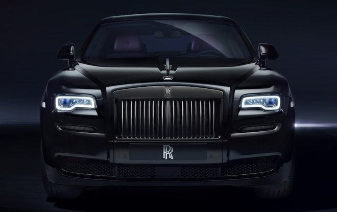 Rolls-Royce tre hoa Wraith va Ghost hinh anh