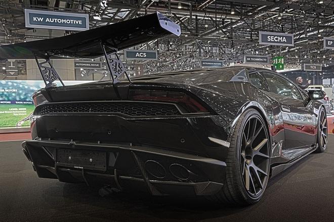 xe do,  DMC,  sieu xe,  Lamborghini,  sieu bo,  soi carbon, anh 3