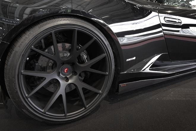 xe do,  DMC,  sieu xe,  Lamborghini,  sieu bo,  soi carbon, anh 5