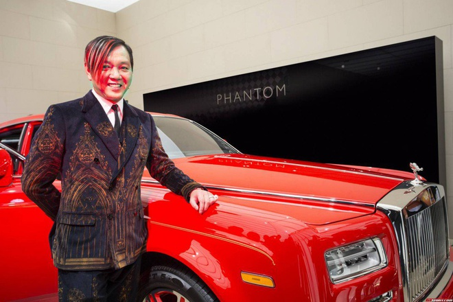 Dai gia mua cung luc 30 chiec Rolls-Royce Phantom hinh anh 1