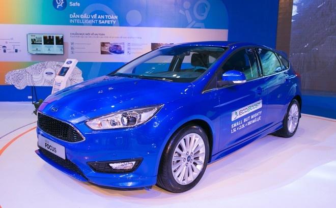 Vi sao Ford Focus khong duoc long nguoi Viet? hinh anh