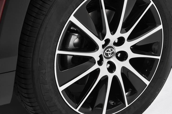 Toyota Highlander 2017 ra mat hinh anh 5